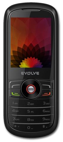 Dual SIM GSM mobilní telefon EVOLVEO Zion (MP3/MP4/MMS/3GP/WAP/Bluetooth/FM/Foto/microSDHC)