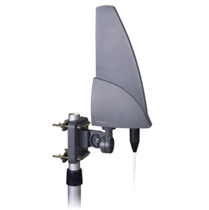 EVOLVEO Shark 35dB, active outdoor DVB-T/T2 antenna