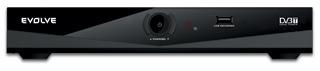 DVB-T rekordér EVOLVEO DT-2025 se záznamem na USB disk (2x tuner, VirtualChannel, MP3, JPEG, TimeShift)