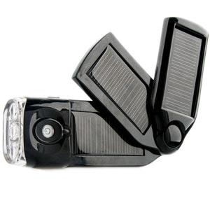 EVOLVEO Solar Light, svítilna a nabíječka pro mobily