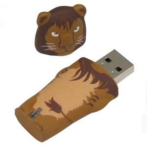 Pendrive lev, 4 GB, USB 2.0 - Evolve