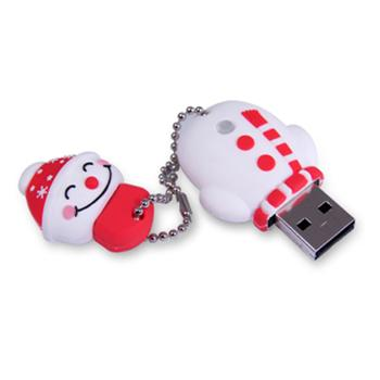 Pendrive sněhulák, 4 GB, USB 2.0 - Evolve