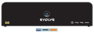 FullHD přehrávač EVOLVEO Blade 2TB (MKV/H.264/DTS/Torrent/DivX/MP3/JPEG/NAS/HDMI/USB/SATA/LAN/SDHC+MS/Internet rádio)