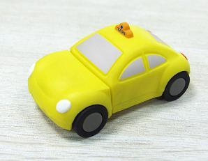 Pendrive auto TAXI, 8 GB, USB 2.0, žlutý - Evolve