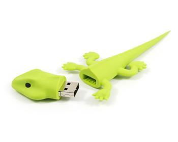 Pendrive gekon, 8 GB, USB 2.0, gekon- Evolve