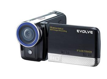 Videokamera 1500HD Touch (5Mpix, 4x digitální zoom, 3