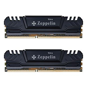 EVOLVEO Zeppelin, 2GB 800MHz DDR2 CL6, GOLD, box (2x1GB KIT)