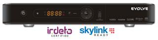 EVOLVEO BlackStar HD, HD satelitní přijímač