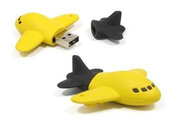 Pendrive letadlo, 4GB, USB 2.0