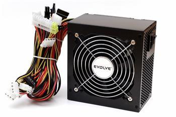 EVOLVEO Storm 80+ zdroj 600W ATX,  retail