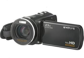 Videokamera EVOLVEO 3100HD Touch (5Mpix, 23x optický zoom,3