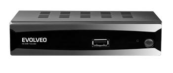 EVOLVEO Alpha HD, HD DVB-T Recorder