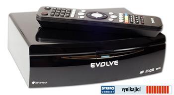 EVOLVEO Infinity TwinCorder HD, multimediální rekordér