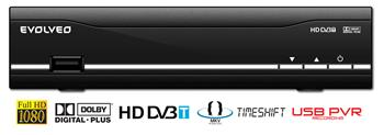 EVOLVEO Arcadia HD DVB-T recorder