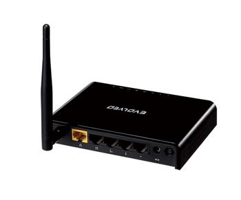 EVOLVEO WR153ND, router s 5dBi anténou