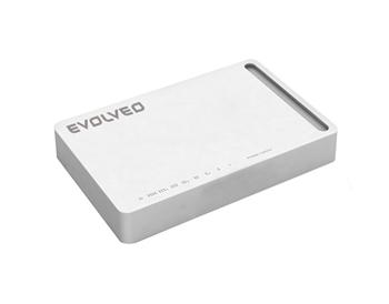 EVOLVEO SW108D, 8 portový mini přepínač