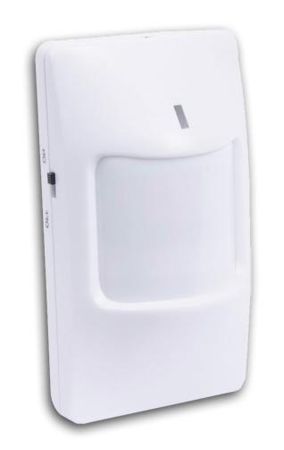 EVOLVEO bezdrátový PIR snímač pohybu pro Alarmex/Sonix