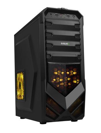 EVOLVEO K4, case ATX