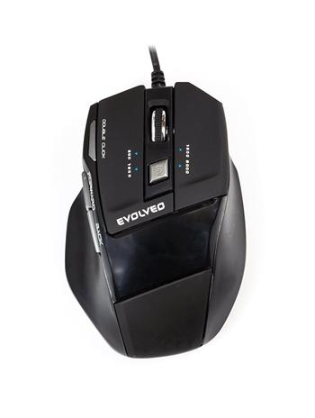 EVOLVEO MG730 2000DPI gaming mouse