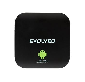 EVOLVEO Smart TV box Q4, Quad-Core Android Smart TV box