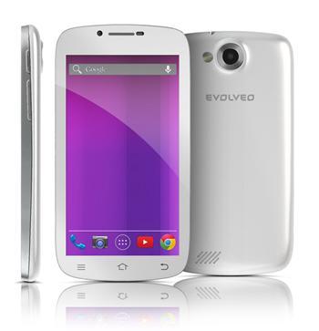 EVOLVEO XtraPhone 5.3 Q4, Quad-Core Android smartphone