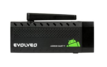 EVOLVEO Smart TV stick D2, Dual-Core Android Smart TV stick