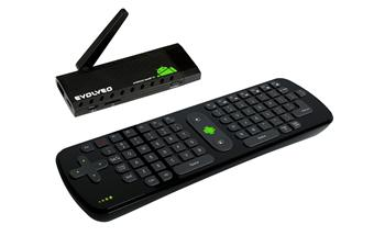 EVOLVEO Smart TV stick D2 + EVOLVEO FlyMotion