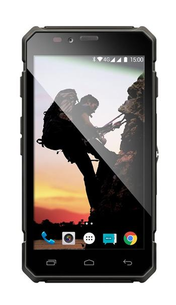 EVOLVEO StrongPhone Q6 LTE, waterproof and rugged Android Quad Core Smartphone