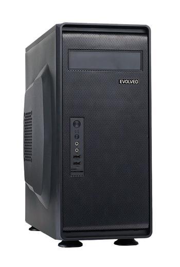 EVOLVEO G612, case ATX, čtečka SD karet -