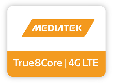 MediaTek True8Core 4G/LTE
