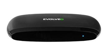 EVOLVEO Android Box Q4 4K, Quad Core Android box with 4K playback support