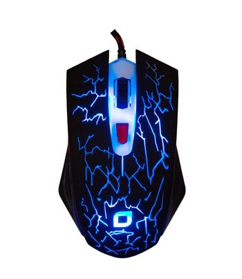 EVOLVEO MG624 Gamer egér, 2400DPI