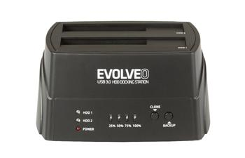 EVOLVEO HDD docking station,  USB 3.0
