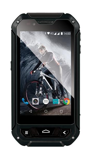 EVOLVEO StrongPhone Q5, waterproof and rugged Android Quad Core Smartphone