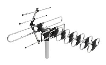EVOLVEO GT, active outdoor DVB-T/T2 antenna