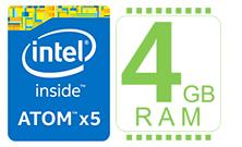 Intel Atom Z8300-x5