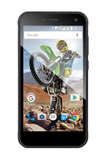 EVOLVEO StrongPhone G4, waterproof rugged Android Quad Core smartphone