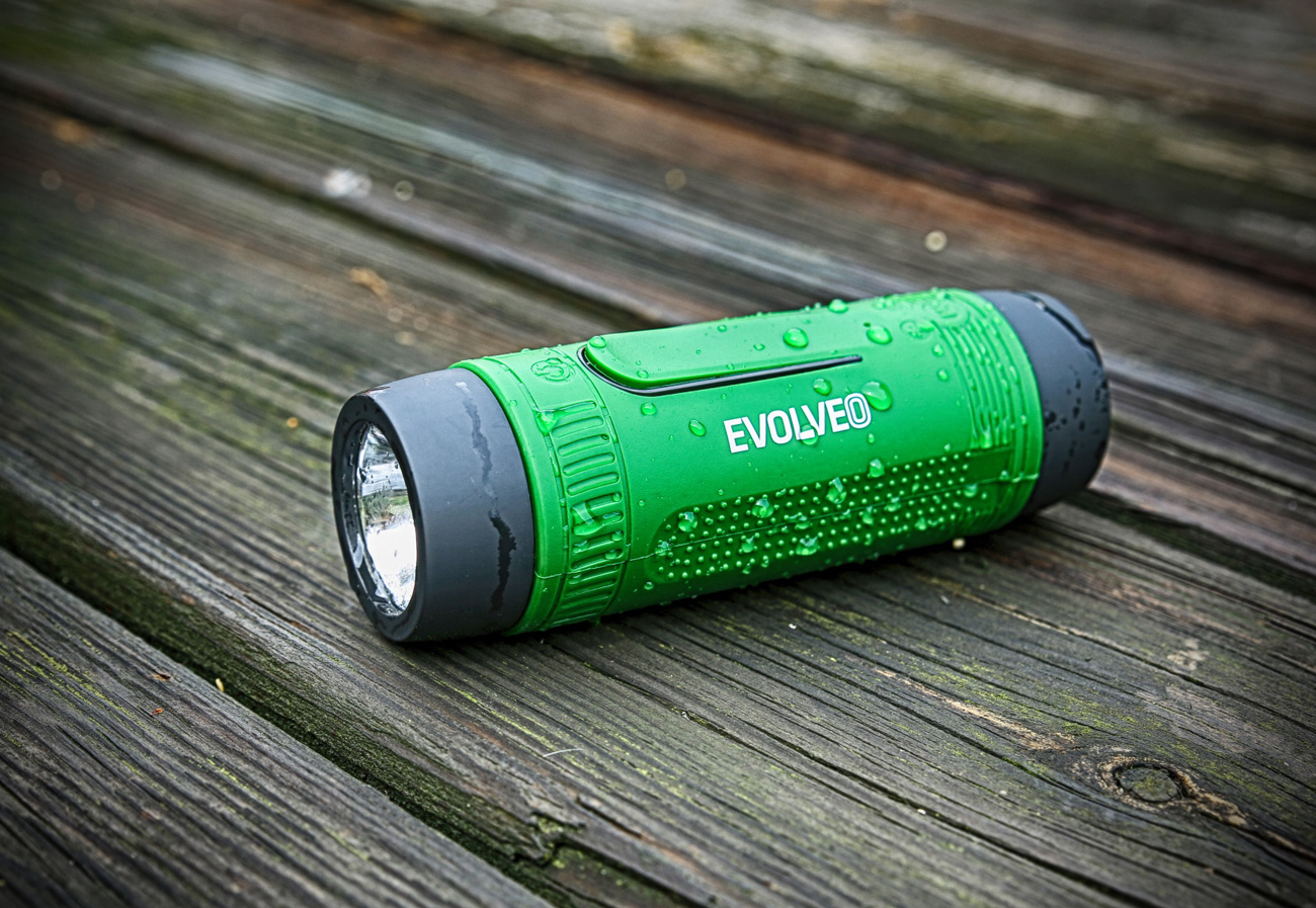EVOLVEO Armor XL4 - outdoor Bluetooth speaker
