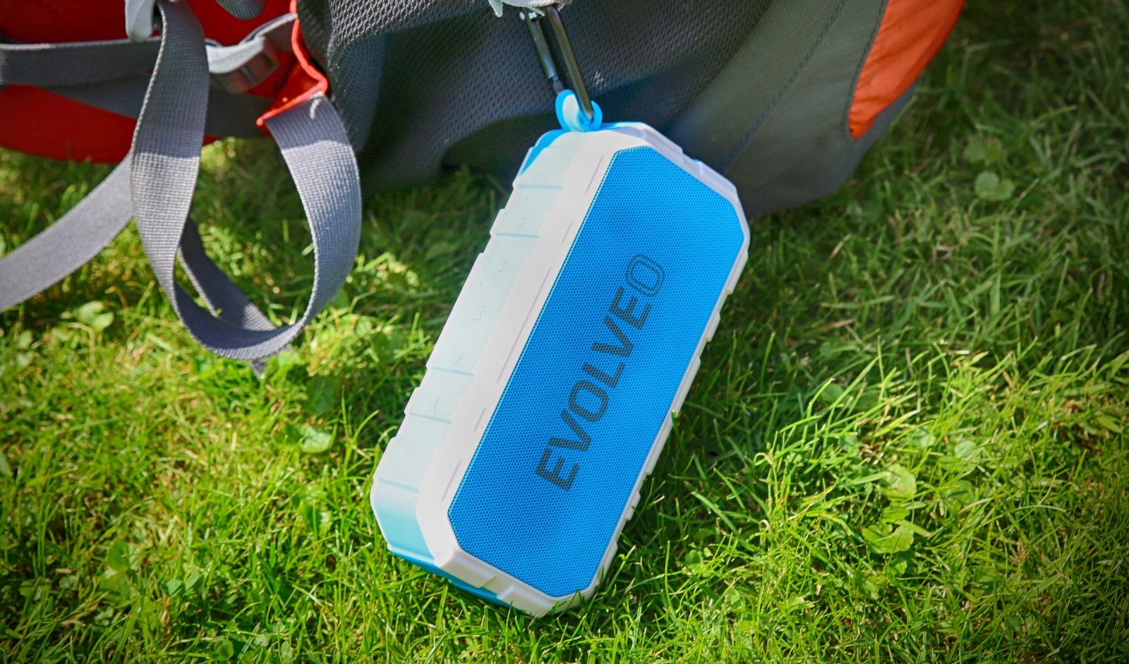 EVOLVEO Armor FX7, outdoorový Bluetooth reproduktor