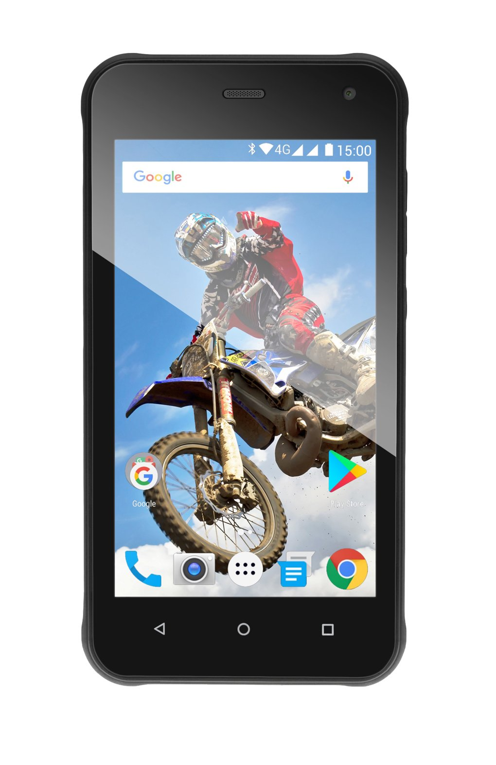 EVOLVEO StrongPhone G2, waterproof rugged Android Quad Core