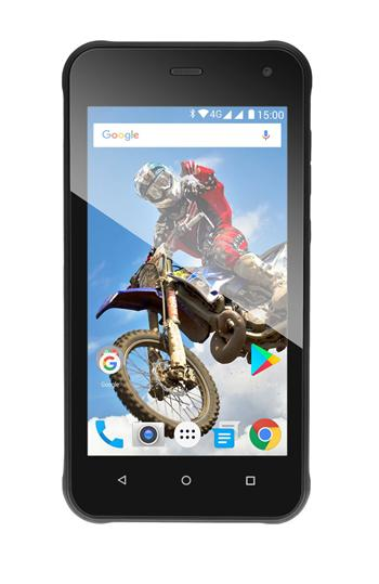 EVOLVEO StrongPhone G2, waterproof rugged Android Quad Core smartphone