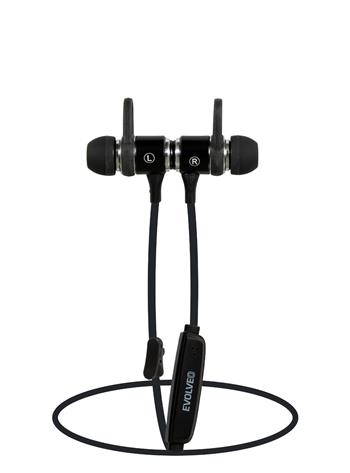 EVOLVEO SupremeSound MG8, Bluetooth stereo earphones with a microphone