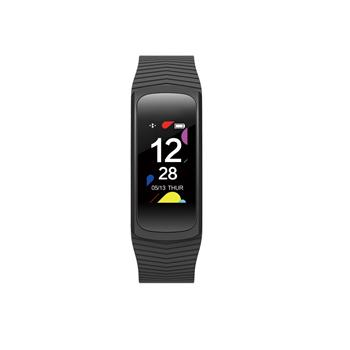 EVOLVEO FitBand B3, a fitness tracker with blood pressure monitoring and heart rate sensor