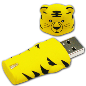 Pendrive tygr, 2 GB, USB 2.0  - Evolve