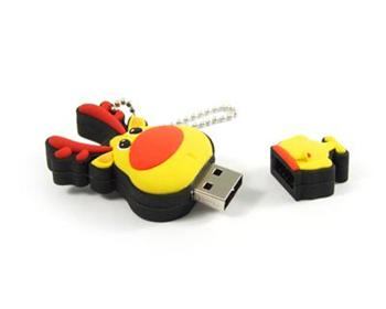 Pendrive sob, 4 GB, USB 2.0 - Evolve