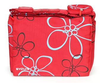 EVOLVEO Flower, laptop bag 15.6