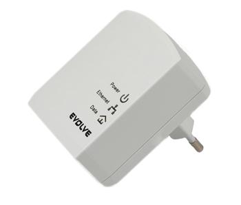 EVOLVEO PL200M, power line adaptor 200Mbit/s