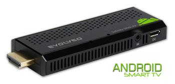 EVOLVEO Infinity Stick X2, Android Smart TV HDMI adaptér