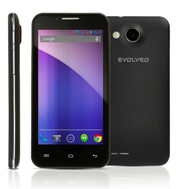 EVOLVEO XtraPhone 4.5 Q4 16GB, Quad-Core Android smartphone