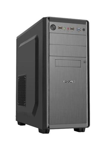 EVOLVEO R05, 500W 80+ PSU, case ATX